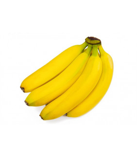 Banana Orgânica Prata 1 KG