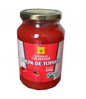 Polpa de tomate Orgânica...