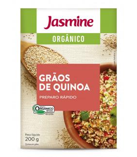 Grãos De Quinoa Orgânico...