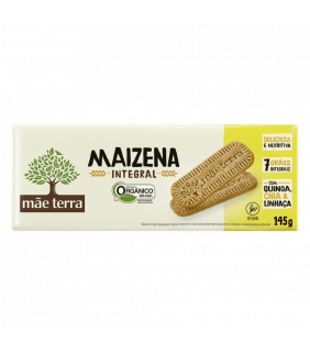 Biscoito Maizena Integral...