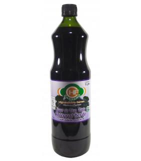 Suco Orgânico de uva bordô...