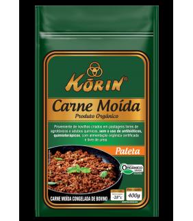 Carne Moída Bovina Orgânica...