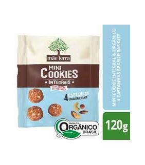 Mini Cookies Integrais 4...