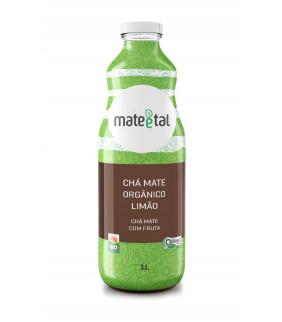 Chá Mate orgânico limão...