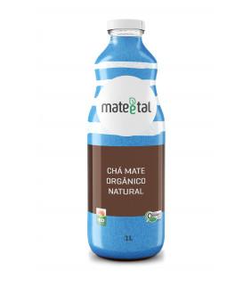 Chá Mate orgânico Natural...
