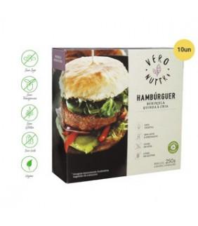 Hambúrguer Vegetal Vero...