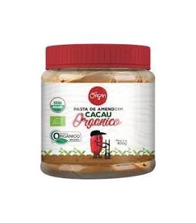 Pasta de Amendoim com Cacau...