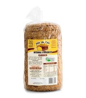 Pão Integral Clássico Orgânico