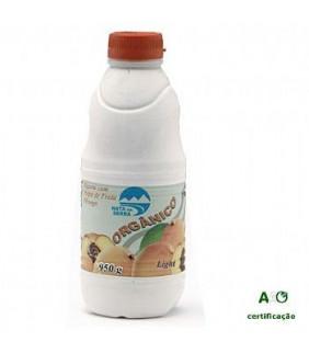 Iogurte Orgânico Pêssego...