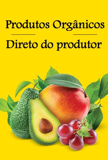 Feira de Produtos Orgânicos